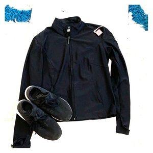 Nike Dry Fit Zip Up Jacket